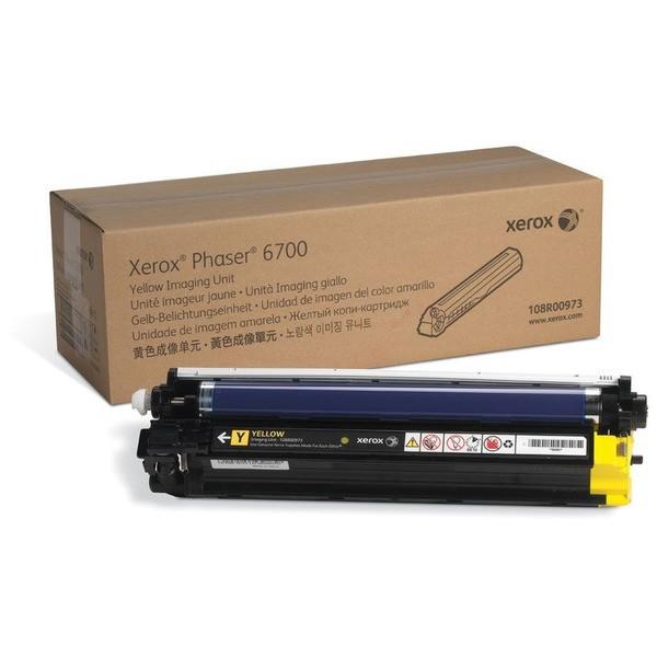 Original Xerox 108R00973 Drum Kit gelb 50.000 Seiten