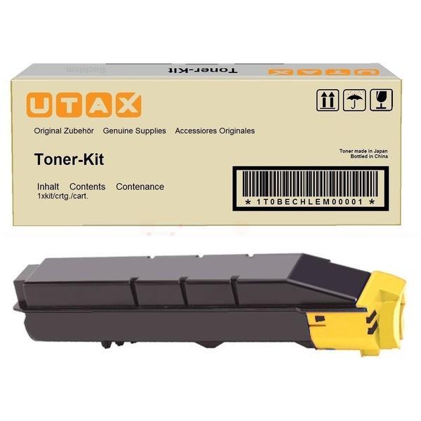 Original Utax 653010016 Toner-Kit gelb 15.000 Seiten