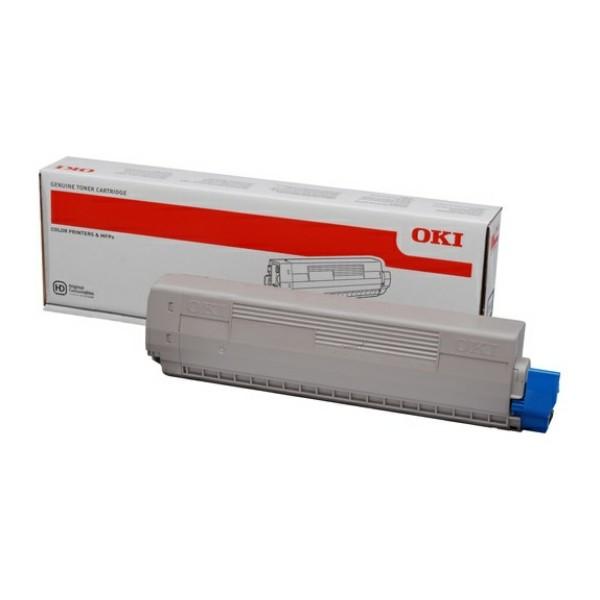 Original OKI 44844508 Toner-Kit schwarz 10.000 Seiten