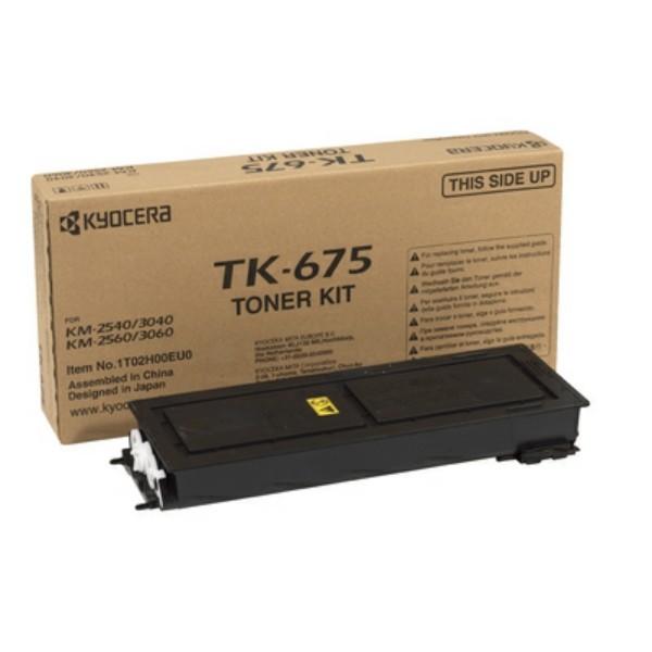 Original Kyocera 1T02H00EU0 / TK-675 Toner-Kit 20.000 Seiten