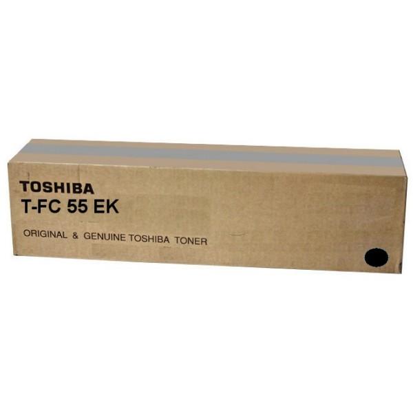Original Toshiba 6AK00000115 / T-FC 55 EK Toner schwarz 73.000 Seiten