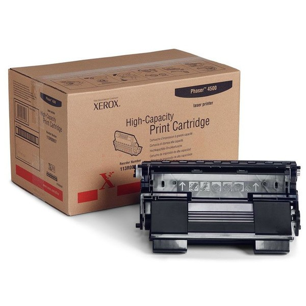 Original Xerox 113R00657 Tonerkartusche schwarz 18.000 Seiten
