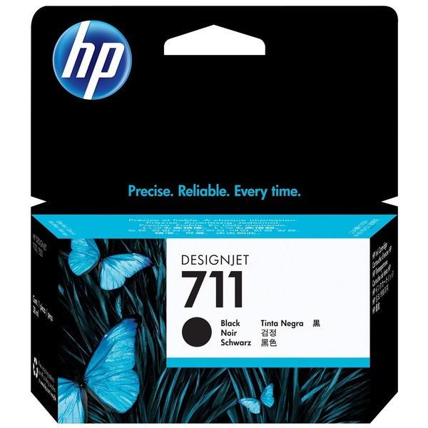 Original HP CZ129A / 711 Tintenpatrone schwarz 38 ml