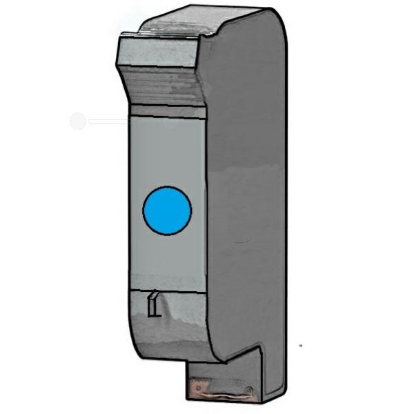 Original HP C6170A Druckkopfpatrone blau 42 ml