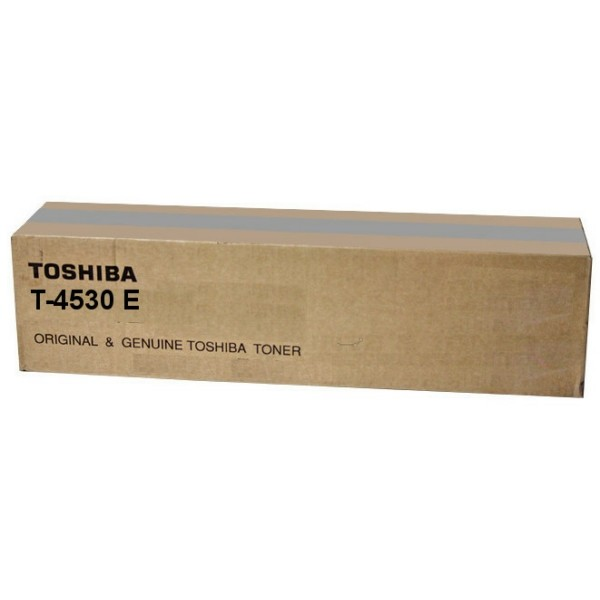 Original Toshiba 6AJ00000055 / T-4530 E Toner schwarz 30.000 Seiten
