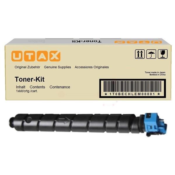 Original Utax 1T02RMCUT0 / CK-8513 C Toner-Kit cyan 20.000 Seiten