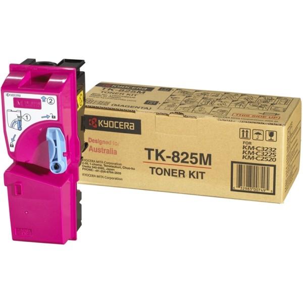 Original Kyocera 1T02FZBEU0 / TK-825 M Toner magenta 7.000 Seiten