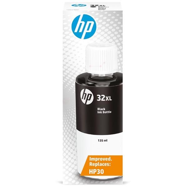 Original HP 1VV24AE / 32XL Tintenpatrone schwarz 135 ml 6.000 Seiten