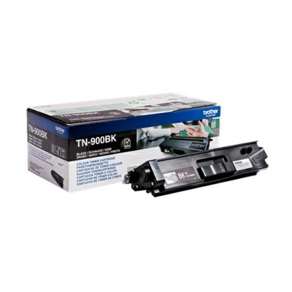 Original Brother TN900BK Toner-Kit schwarz 6.000 Seiten