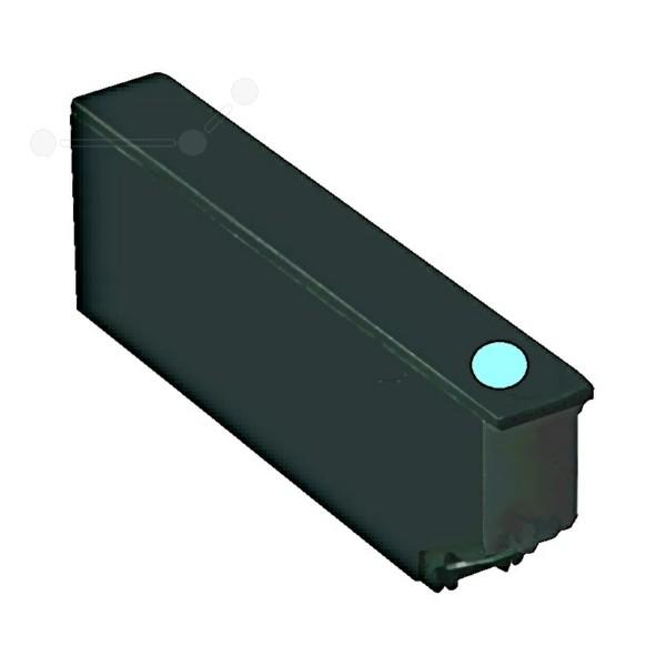 Original Epson C13T24354010 / 24XL Tintenpatrone cyan hell 9,8 ml 500 Seiten