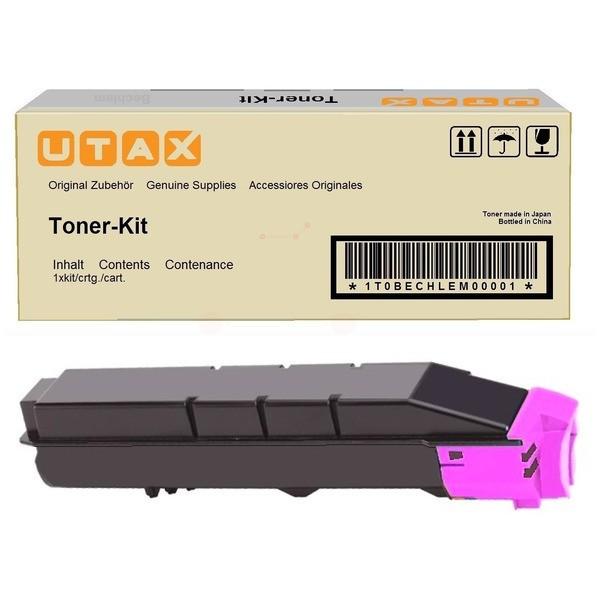 Original Utax 654510014 Toner-Kit magenta 20.000 Seiten