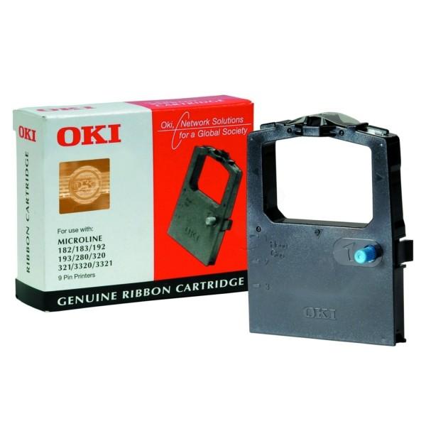 Original OKI 09002303 Nylonband schwarz