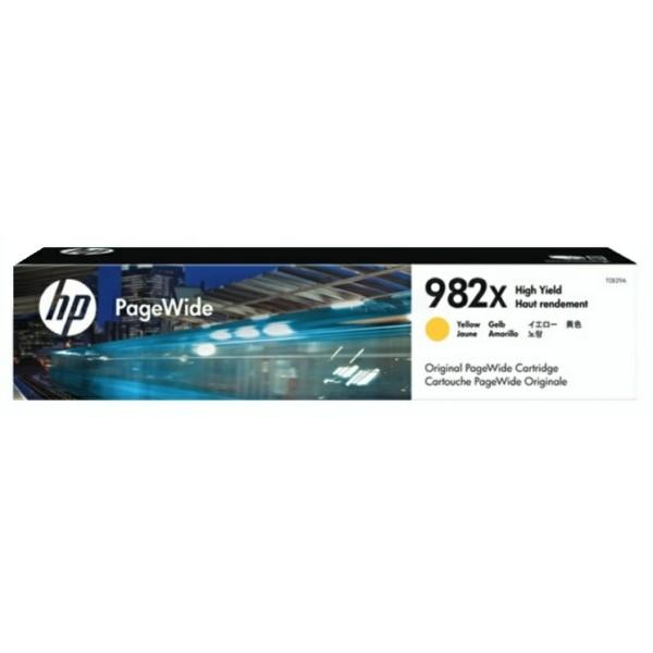 Original HP T0B29A / 982X Druckkopfpatrone gelb 16.000 Seiten