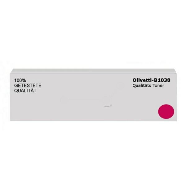 Original Olivetti B1038 Toner magenta 25.000 Seiten