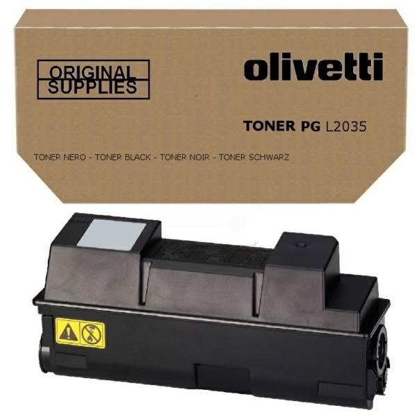 Original Olivetti B0808 Toner-Kit 12.000 Seiten