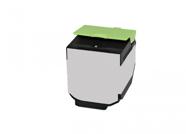 Alternativ Lexmark 80C2XK0 / 802XK Toner black 8.000 Seiten