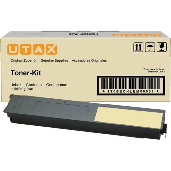Original Utax 655510016 Toner gelb 26.500 Seiten