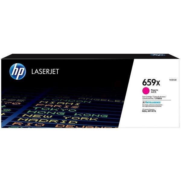 Original HP W2013X / 659X Toner-Kit magenta 29.000 Seiten
