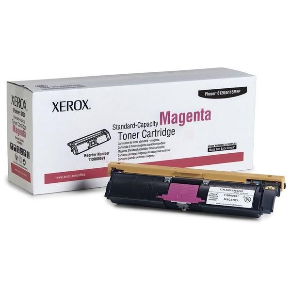 Original Xerox 113R00691 Toner magenta 1.500 Seiten