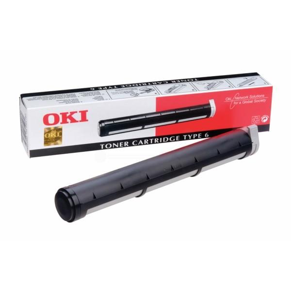 Original OKI 00079801 / TYPE6 Toner-Kit 2.000 Seiten