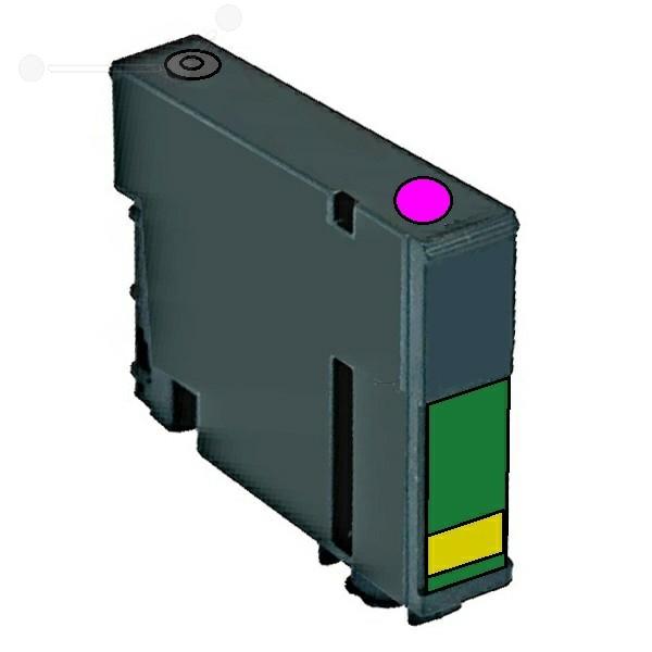 Original Epson C13T16334010 / 16XL Tintenpatrone magenta XL 6,5 ml 450 Seiten