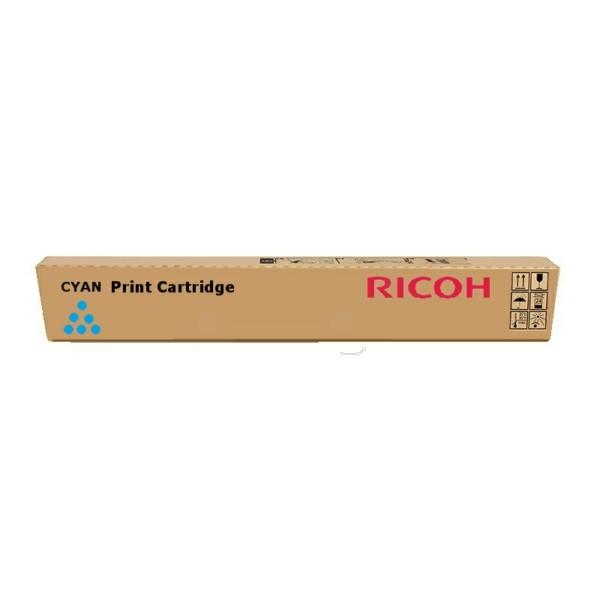 Original Ricoh 841595 / TYPE MPC 305 E Toner cyan 4.000 Seiten