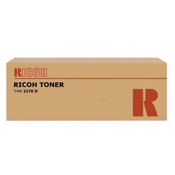 Original Ricoh 842024 / TYPE 1270 D Toner schwarz 7.000 Seiten