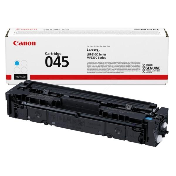 Original Canon 1241C002 / 045 Tonerkartusche cyan 1.300 Seiten