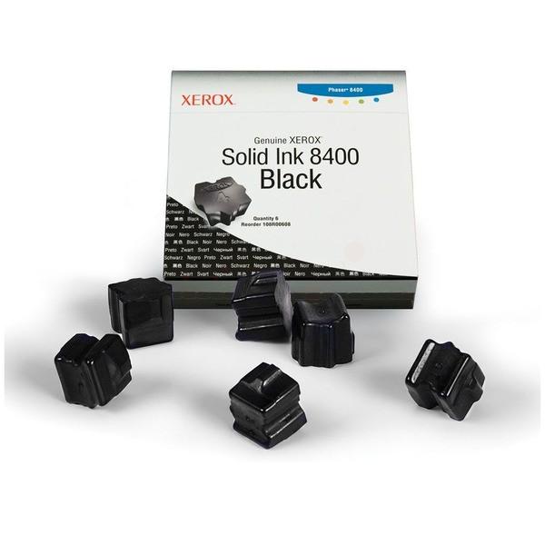 Original Xerox 108R00608 Festtinte in Color-Stix schwarz 6.800 Seiten
