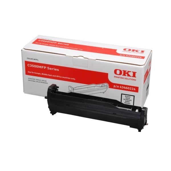 Original OKI 43460224 Drum Kit schwarz 15.000 Seiten