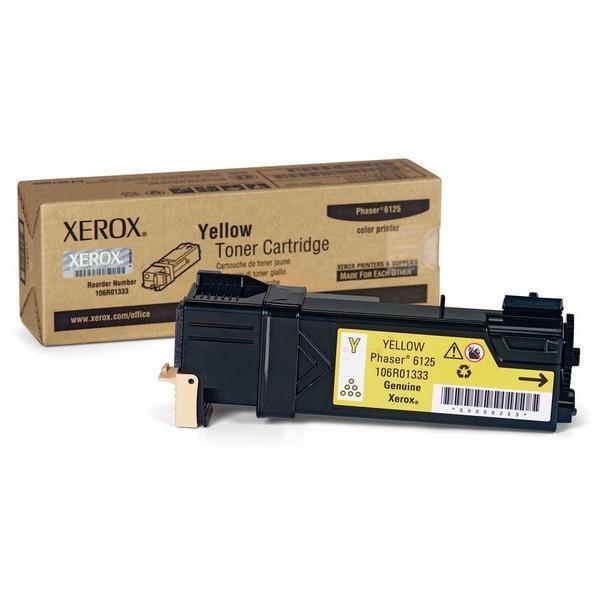 Original Xerox 106R01333 Tonerkartusche gelb 1.000 Seiten