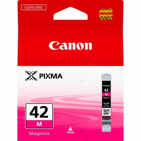 Original Canon 6386B001 / CLI-42 M Tintenpatrone magenta 13 ml