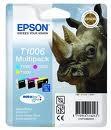 Original Epson C13T10064010 / T1006 Tinte Multipack (Inhalt: c,m,y)