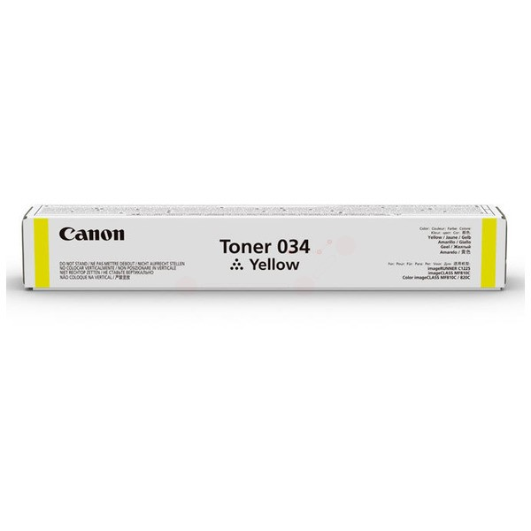 Original Canon 9451B001 / 034 Toner gelb 7.300 Seiten