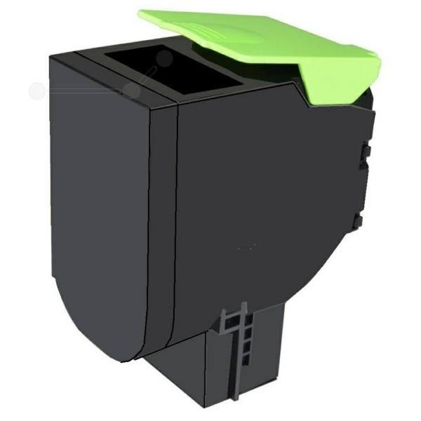 Original Lexmark 80C2XK0 / 802XK Toner-Kit schwarz return program 8.000 Seiten