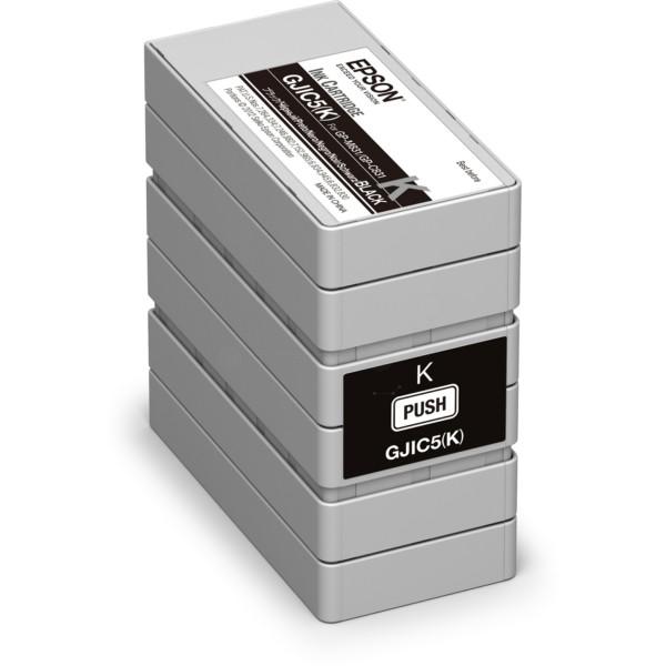 Original Epson C13S020563 / GJIC5(K) Tintenpatrone schwarz 97,8 ml