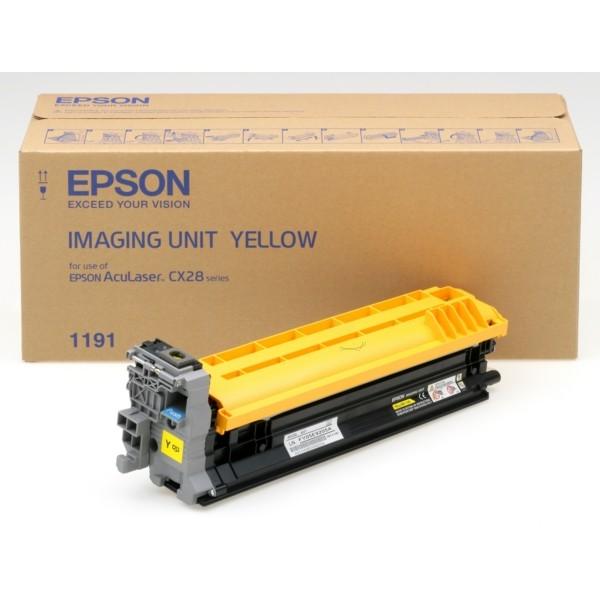 Original Epson C13S051191 / 1191 Drum Kit gelb 30.000 Seiten