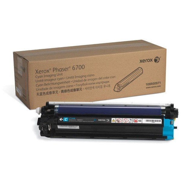 Original Xerox 108R00971 Drum Kit cyan 50.000 Seiten