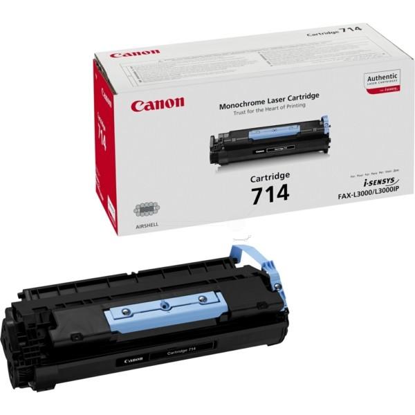 Original Canon 1153B002 / 714 Tonerkartusche schwarz 4.500 Seiten
