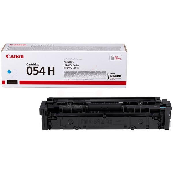 Original Canon 3027C002 / 054 H Tonerkartusche cyan 2.300 Seiten