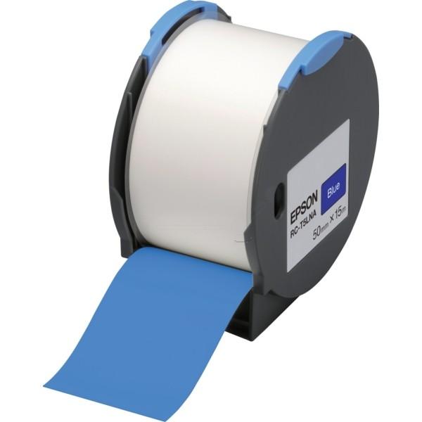 Original Epson C53S634005 / RC-T5LNA Farbband blau