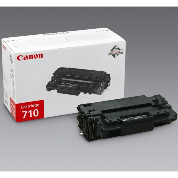 Original Canon 0985B001 / 710 Tonerkartusche schwarz 6.000 Seiten