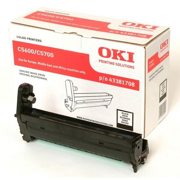 Original OKI 43381708 Drum Kit schwarz 20.000 Seiten