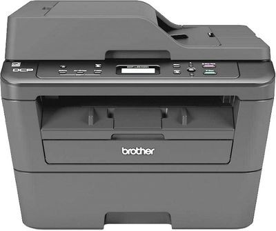 BROTHER DCP-L2550DN A4 monochrom USB Laserdrucker 34ppm 250 Blatt + 50 Blatt MF Papierzufuhr Duplex