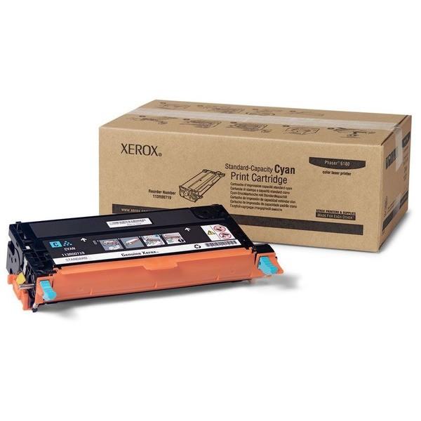 Original Xerox 113R00719 Tonerkartusche cyan 2.000 Seiten