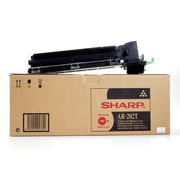 Original Sharp AR202LT Toner schwarz 16.000 Seiten