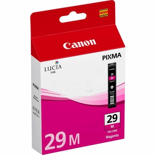 Original Canon 4874B001 / PGI-29 M Tintenpatrone magenta 36 ml 1.850 Seiten