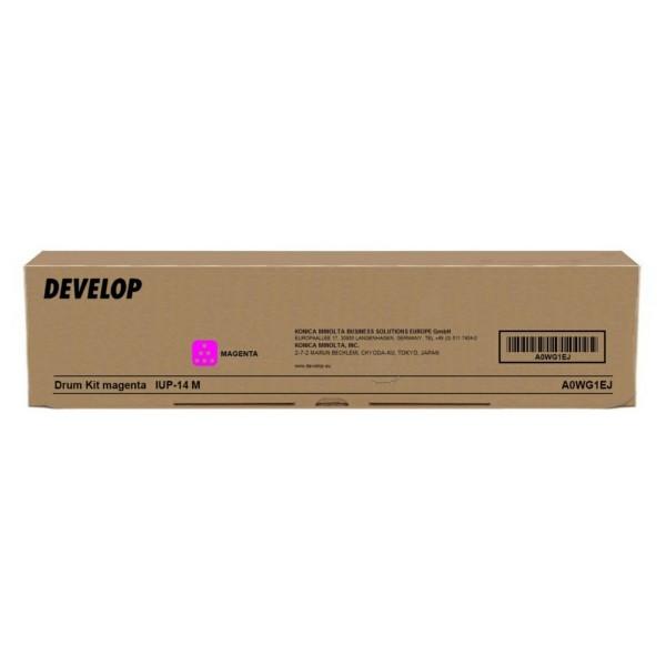 Original Develop A0WG1EJ / IUP-14 M Drum Kit magenta 30.000 Seiten