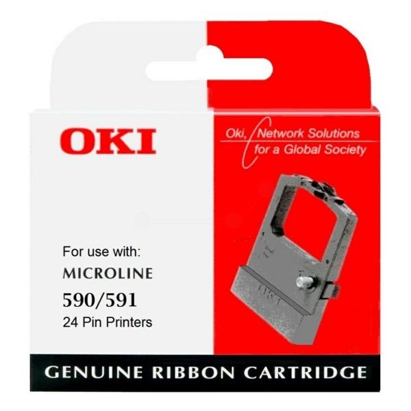 Original OKI 09002316 Nylonband schwarz