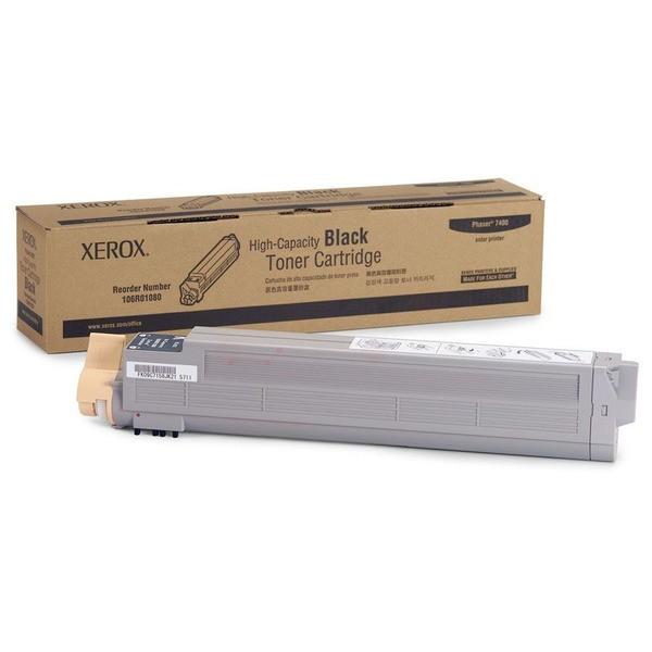 Original Xerox 106R01080 Toner schwarz 15.000 Seiten